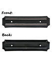 Strong Magnetic Wall Mounted Kitchen Knife Magnet Bar Holder Display Rack Strip 38cm