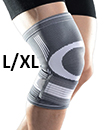 Knee Support Brace Compression Sleeve Arthritis Running Bandage Adjustable Strap