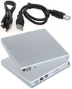 High Quality SATA Laptop CD/DVD ROM  External Encl