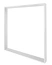 Surface Mount Kit for 600 x 600 LED Ceiling Panel Box Frame White Body