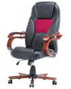 Luxury Leather Managerial Office Computer Chair Se