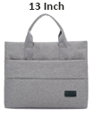 13 inch Laptop Notebook Sleeve Bag Cover Case For Apple MacBook Air Pro Gray color