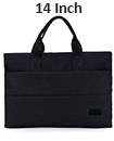 14 inch Laptop Notebook Sleeve Bag Cover Case For Apple MacBook Air Pro Black color