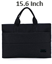 15.6  inch Laptop Notebook Sleeve Bag Cover Case For Apple MacBook Air Pro Black color