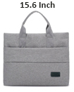 15.6 inch Laptop Notebook Sleeve Bag Cover Case For Apple MacBook Air Pro Gray color
