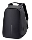 Unisex Anti-Theft Backpack Laptop USB Port Travel School Rucksack Bags