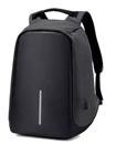 Unisex Anti-Theft Backpack Laptop USB Port Travel School Rucksack Bags