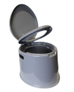 5 Litre Portable Toilet Compact Potty Loo Camping Caravan Picnic Fishing Festivals