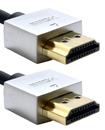 Gold Plated Ultra Slim 3 Meter HDMI V1.4 (19Pin) M