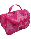 Travel Organizer Accessory Toiletry  Cosmetic Make Up Holder Case Bag Pouch