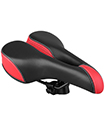 Mountain Bike Saddle MTB/Hybrid/Road Bicycle/Cycle Soft Seat Extra Comfort Soft
