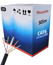 High Quality 305 Meter 4 Pair UTP RJ45 Cat6 Network