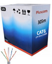 High Quality 305 Meter 4 Pair RJ45 UTP Cat6 Network