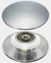 65mm Pop Up Basin Waste Bathroom Sink Push Button