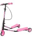 3 Wheel Push Scooter Winged Speeder Tri Drifter Kids Boys Girls