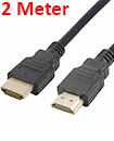 PREMIUM ULTRAHD HDMI CABLE HIGH SPEED 4K 2160p 3D LEAD 2m