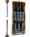 7pcs Go-through Screwdriver Set