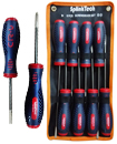 High Quality 8pcs Screwdriver Set with Carry Bag
