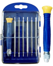 7pcs Precision Screwdriver Set for Cell Phone and Laptop 6x30