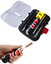 36pcs Multi-functional Screwdriver & Socket Set