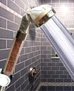 230mm Bath Shower Head High Pressure Boosting Wate