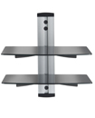 Glass LCD LED Plasma TV Wall Mount Shelf for Sky D