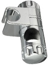 25mm Replacement ABS Chrome Shower Rail Head Slide