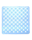 BATH SHOWER MAT NON SLIP PVC BATHROOM RUBBER MATS ANTI SLIP SUCTION