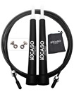 3m Speed Skipping Rope Adjustable Steel Cable Fitness Exercise Crossfit Boxing--001