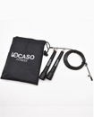ADJUSTABLE SPEED SKIPPING ROPE FITNESS BOXING GYM CROSSFIT EXERCISE STEEL CABLE--004S
