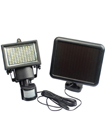 100 LED Solar Sensor Light Flood Security Powered Garden Motion Outdoor Lamp