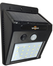 Solar Power 20LED PIR Motion Sensor Wall Security Light Garden Lamp