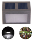 6 x Solar Charging Led Floodlight with Auto Day/Night On Off
