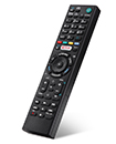 Replacement Remote Control for Sony KDL-32RD433 RD43 / RD45 Full HD TV