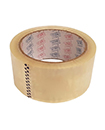 Strong White Parcel Packing Tape Sealing 48mm x 66m