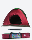 Waterproof Outdoor Festival Camping Hiking Folding Tent 2-3 Persons New Camouflage