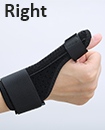 Right Thumb Spica Splint & Wrist Support Brace De Quervains Tendonitis Arthritis Pain Relief