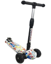 Kids Scooter Kick Child LED 3 Wheel Push Outdoor TRI Folding