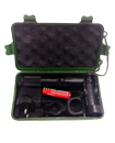 Tactical XML Waterproof T6 Zoomable 8000lm LED Flashlight 18650 Battery Charger Torch Lamp