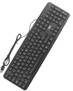 USB 2.0 Wired Stylish Slim QWERTY Keyboard UK Layo
