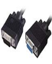 3M VGA HD15 Male to Female Extension Cable