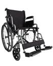 Lightweight Self Propelled Folding Transit Wheelch