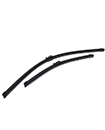 "FORD FOCUS MK2 2004-11 Front Windscreen 26"" 17"" Aero Wiper Blades Set"