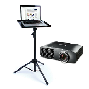 Portable/Adjustable Tripod Stand/Table for Projector/Laptop DJ