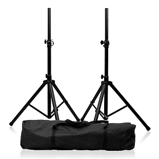 Stands High Quality PA Speaker Tripod Stands kit with Bag Stand DJ